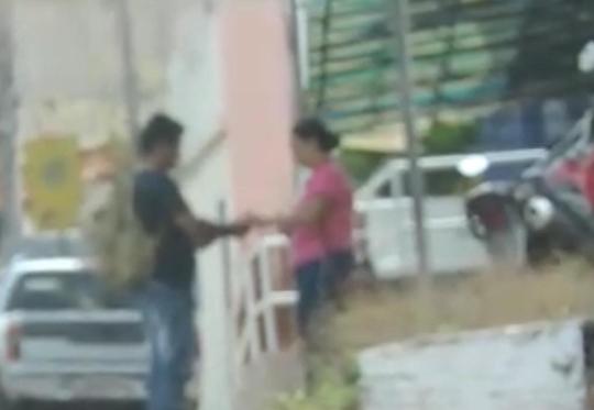 MP arma flagrante de extorsão de servidora que usava nome de promotor, Extorsão em Monte Alegre