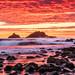 Cape Cornwall Sunset 13-11-2017