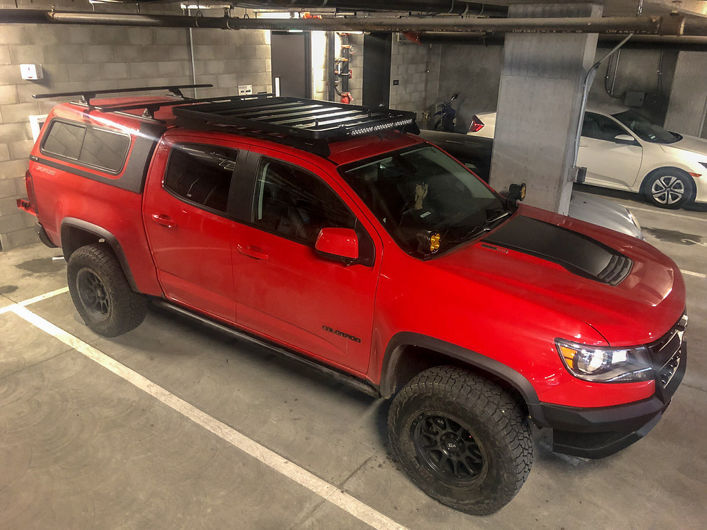 Roof Rack anyone??? | Page 2 | Chevy Colorado & GMC Canyon
