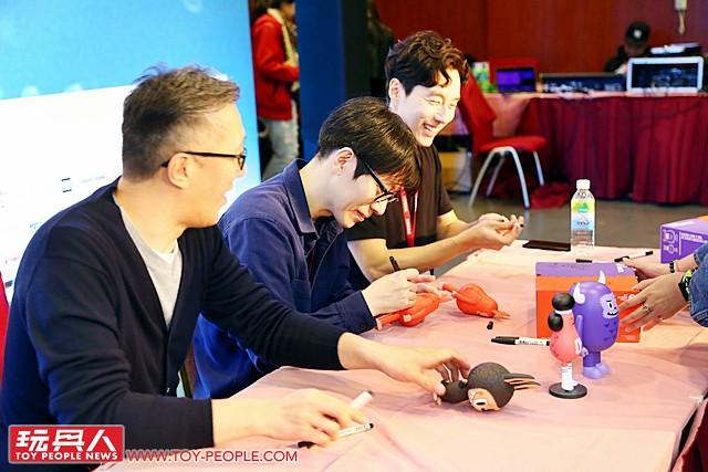 可別只顧著買玩具,有趣活動、設計師簽名會都很精彩!! 玩具探險隊【亞洲玩具展TOYSOUL 2018】Day 2. 活動花絮