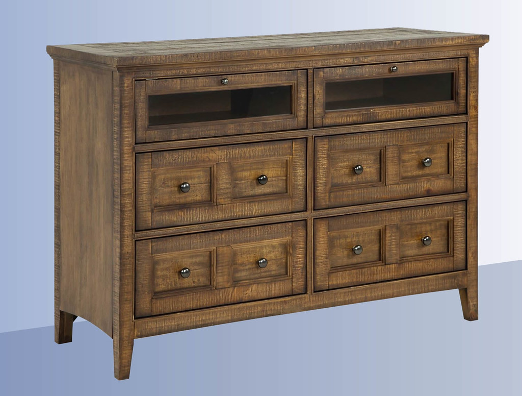 Bay Creek Media Chest_B4398