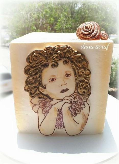Cake by Dana Asraf Cakes Art