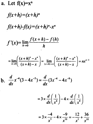 Plus One Maths Model Question Papers Paper 3A21