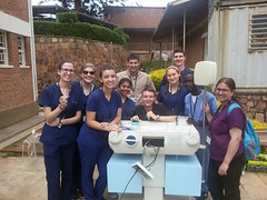 The group's first successful repair of an infant incubator