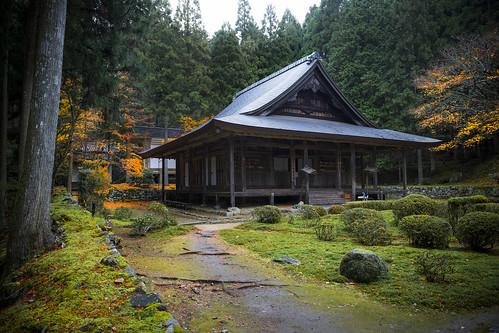 Raigo-in Temple in Ohara