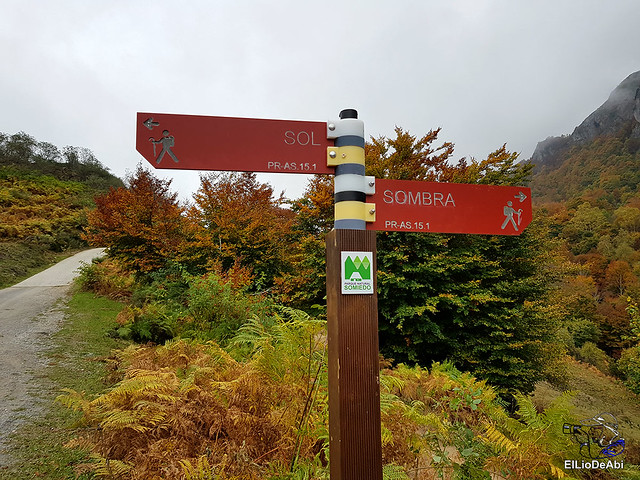 Ruta al Lago del Valle en Somiedo 5