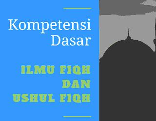 Kompetensi Dasar Fiqh dan Ushul Fiqih Lulusan Pesantren Salafiyah
