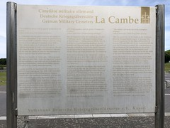 GERMAN MILITARY CEMETERY (La Cambe, France) - Photo of Colombières