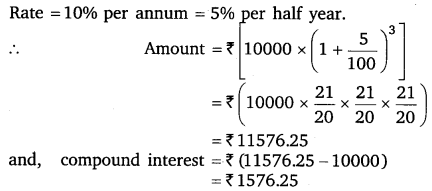 NCERT Solutions for Class 8 Maths Chapter 8 Comparing Quantities 20