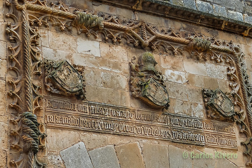 Palacio de los Contreras, Ayllón, Segovia.