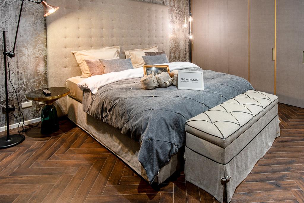 詩蘭慕頂級電動床組Change XL 售價253.6萬元,每一張床墊需要工藝師傅100小時的手工製成 (5)