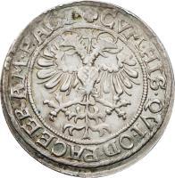 1622 Swiss 1 Dicken reverse