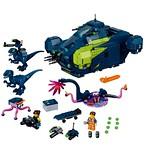 LEGO Movie 2 70835 Rex's Rexplorer 02