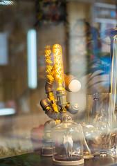 Lampe et décoration