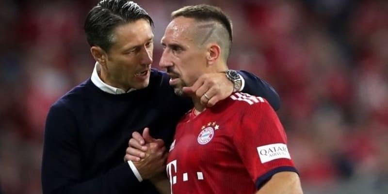 Kovac: Ribery yang bekerja keras mendapat imbalannya