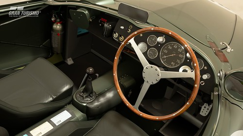 Aston Martin DB3S CN.1 '53 (Gr.X)