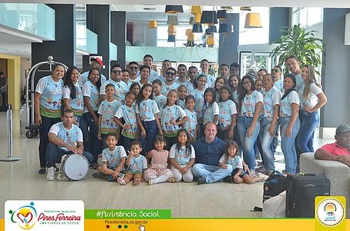 Prefeitura de Pires Ferreira recebe prêmio do programa criança Feliz