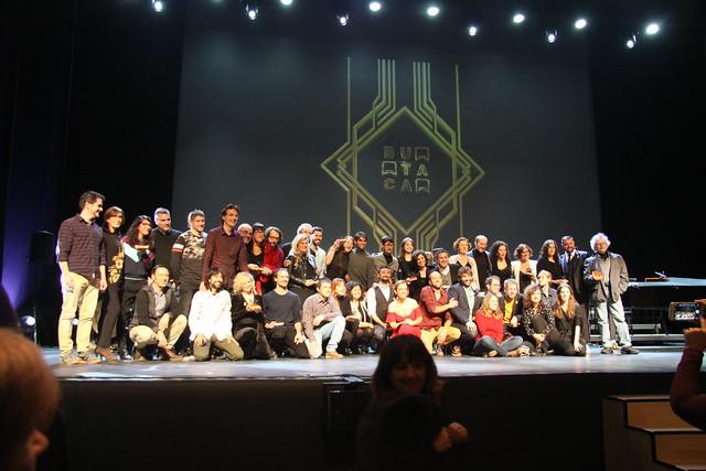 XXIV Premis Butaca - Teatre-Auditori de Sant Cugat (Barcelona, Noviembre 2018)