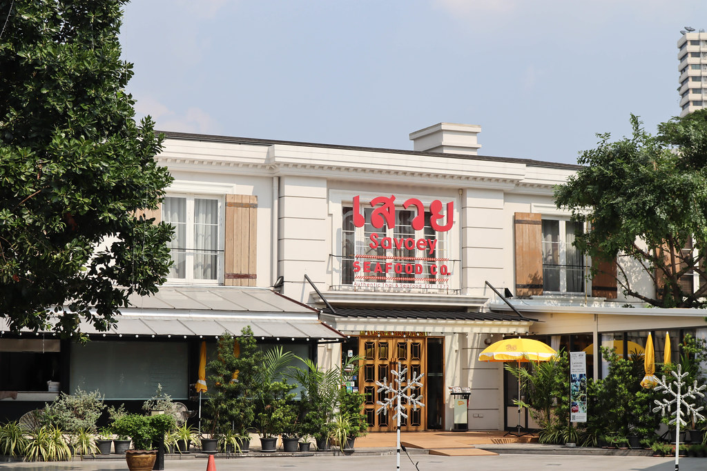 Savoey Restaurant A Square Sukhumvit 26 (2)