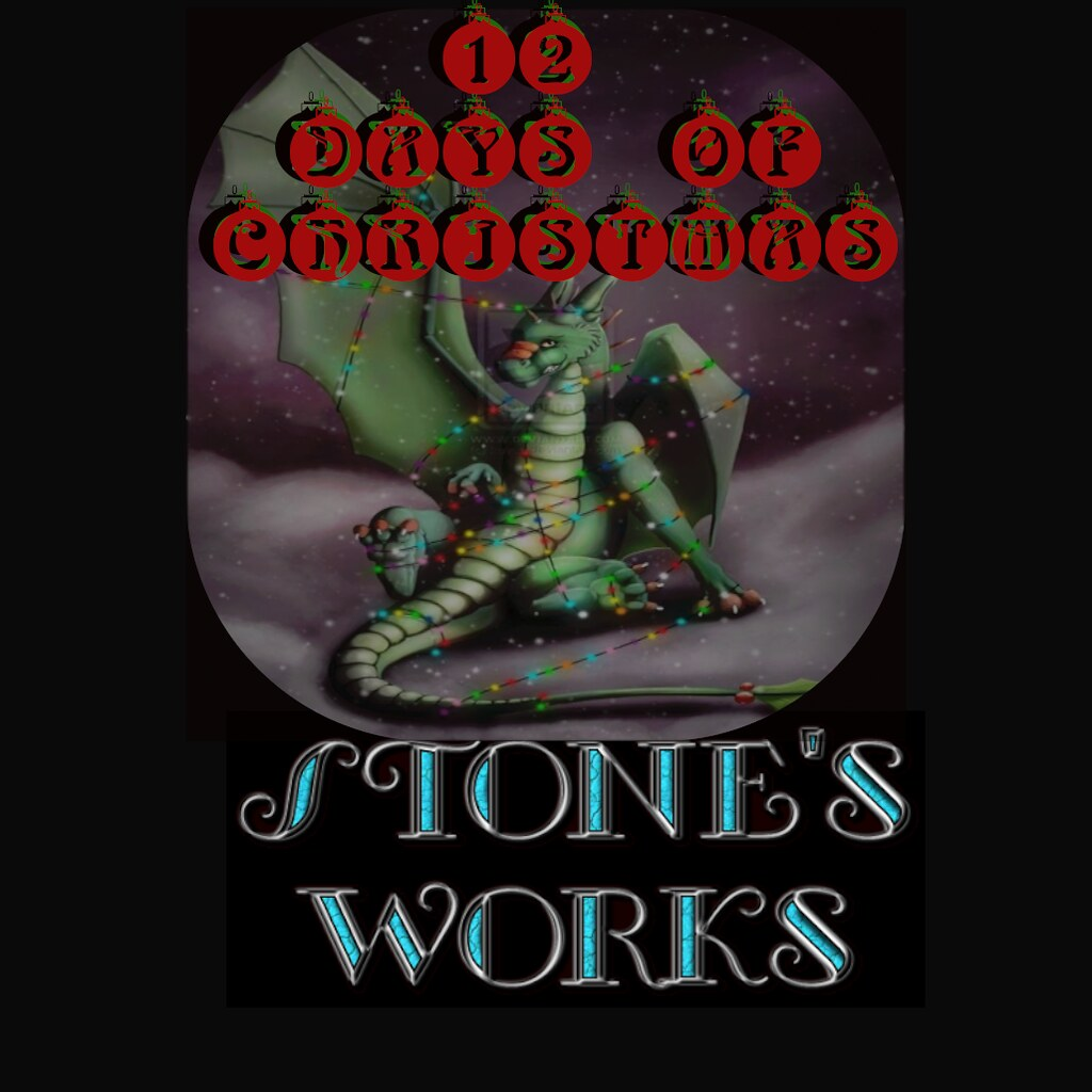 12 DAYS OF CHRISTMAS STONE'S WORKS