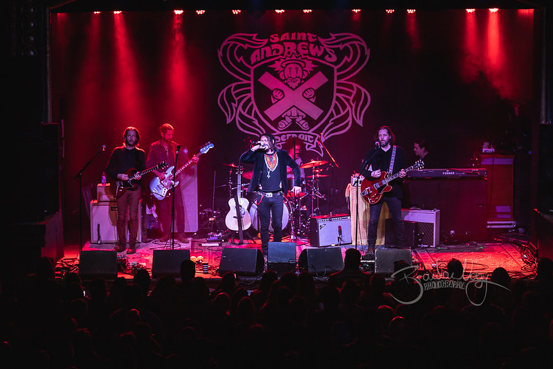 The Magpie Salute | 2019.01.25