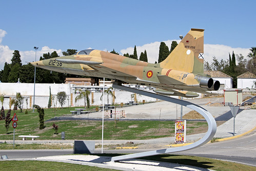 AR9-056_212-56_CASA-Northrop_SRF5A_Freedom_Fighter_EdA_MorondelaFrontera20180506_3
