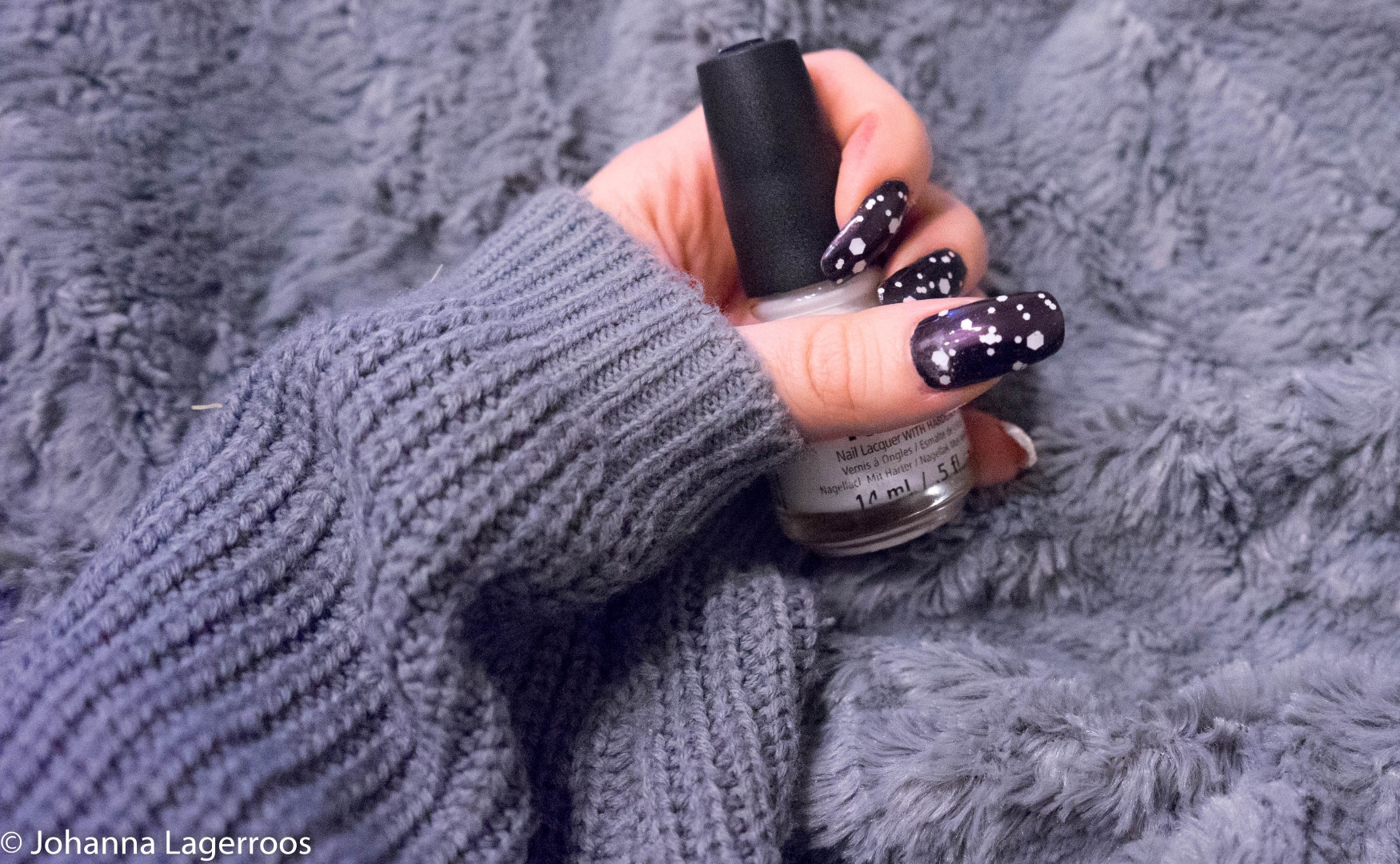 china glaze winter nails