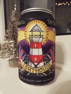 Tattoo Brew Co, Lighthouse, England