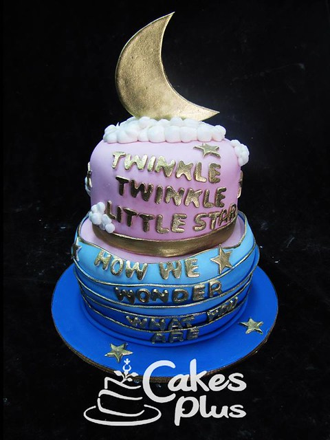 Cake by Cakes Plus Tampa