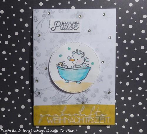 Weihnachtskartengrüße