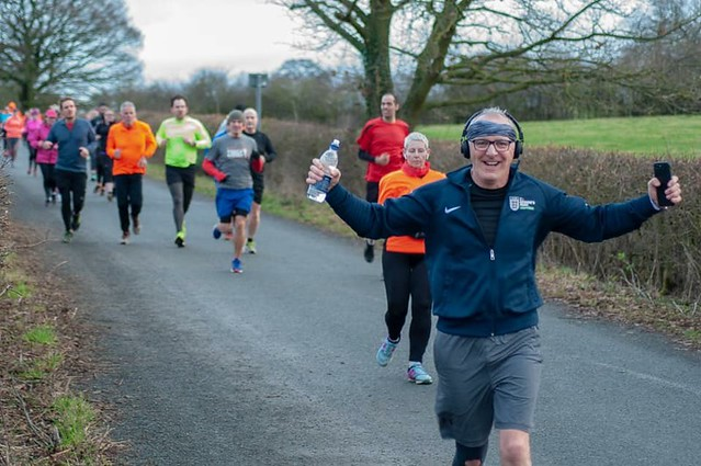 Shipley Country parkrun event #92 29/12/18