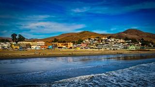 City of Cayucos Beach