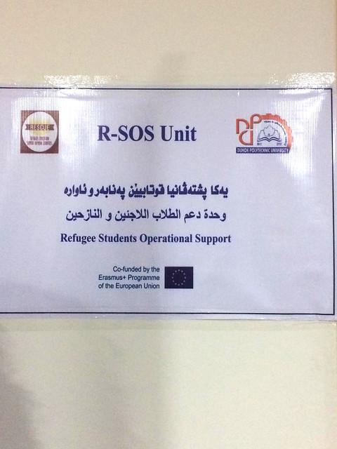 RESCUE Study Visit, Iraq (15-17/01/2019)