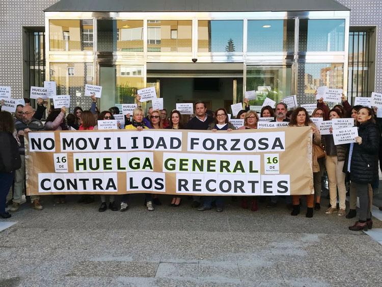 Los sindicatos convocan huelga en la administración de justicia para el 16 de noviembre
