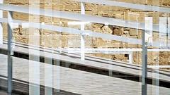 ArcDog Film: Between Cathedrals | Alberto Campo Baeza. Image © ArcDog. #Between #Cathedral #AlbertoCampoBaeza #Baeza #White #Minimalism #Cadiz #Spain #Metal #ArcDogFilm #Architecture #Architect #Film #ArcDog #Filmmaking