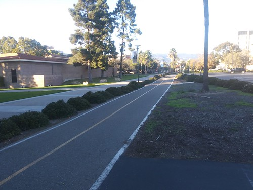 Bicycle facilities at University of California, Santa Barbara