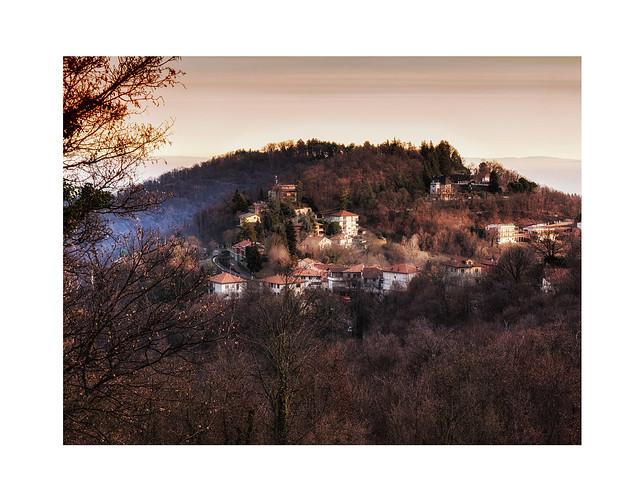 View from Superga Mountain, Panasonic DMC-G7, Lumix G Vario 14-140mm F3.5-5.6 Asph. Power OIS