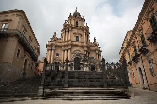 Ibla: duomo di San Giorgio