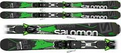 Salomon X-Drive 8.0 FS, 182cm, TOP STAV !!! - titulní fotka
