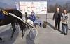 01. 12. 2018 - Miklavževe kasaške dirke v Komendi - Četrta dirka
