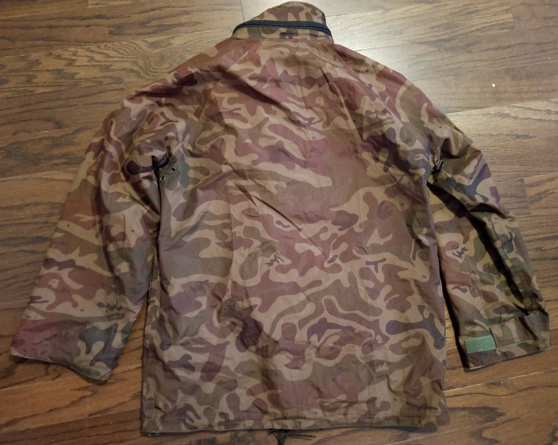 Special forces omeba Goretex smock with liner 32419737948_a877cc7515_o