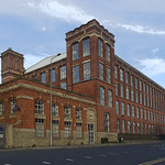 Centenary Mill, New Hall Lane, Preston