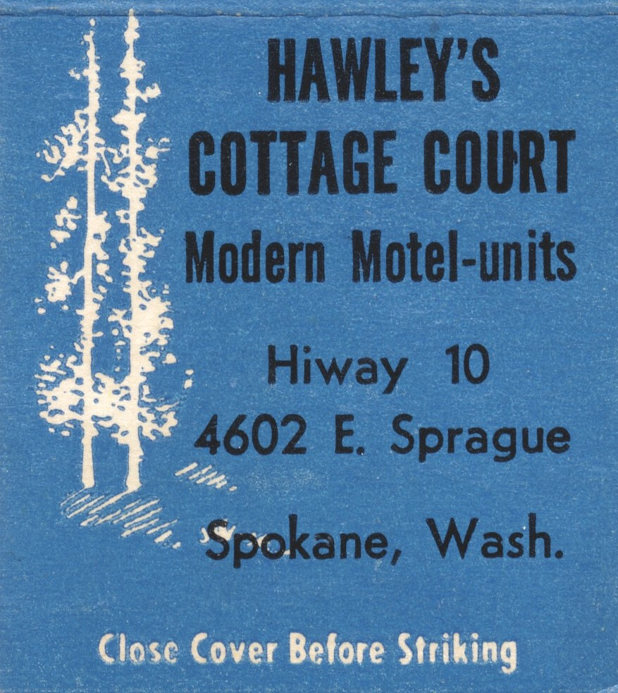Hawley's Cottage Court - Spokane, Washington