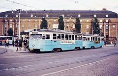 Göteborgs spårvägar pedal-vagnar