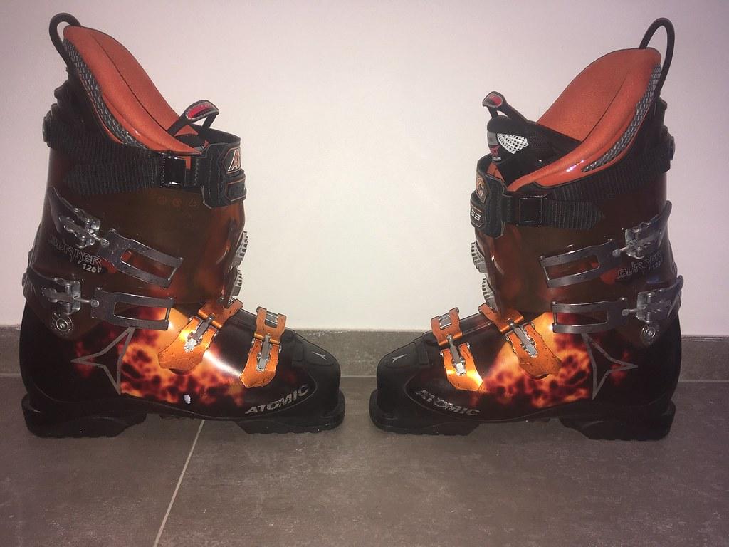 699e5342165 sjezdové - boty Atomic - Bazar lyží a lyžařského vybavení - SNOW.CZ