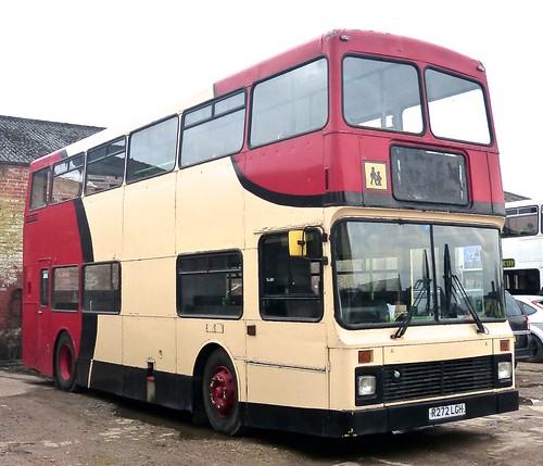 R272 LGH 'Fairway Travel'. Volvo Olympian / Northern Counties /2 on Dennis Basford's railsroadsrunways.blogspot.co.uk'