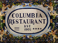 Columbia Restaurant in Ybor City