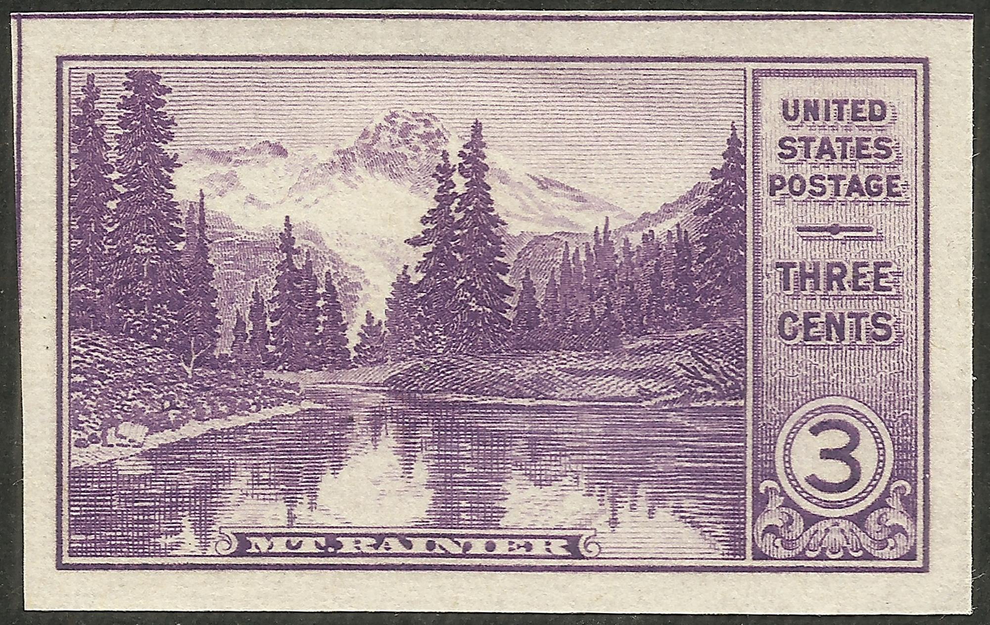 United States - Scott #758 (1935)