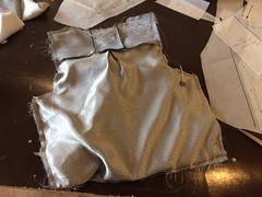 waistcoat process