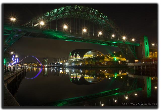 Mighty Tyne Bridge, Canon EOS 1200D, Canon EF-S 17-55mm f/2.8 IS USM
